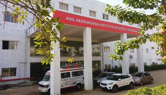 Anil Neerukonda Institute of Dental Sciences