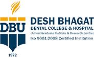 Desh Bhagat Dental College Muktsar