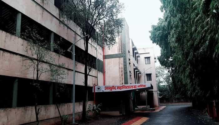 Ayurved Mahavidyalaya Nashik, Ayurvedic Seva Sangh College