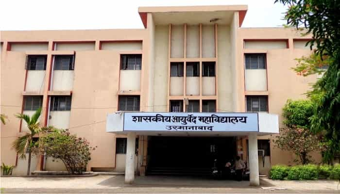 Gac Osmanabad 2020 21 Admission Courses Fee More