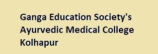 Ganga Education Society's Ayurvedic Medical College Kolhapur