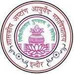 Govt. Ashtang Ayurvedic College Indore Logo.
