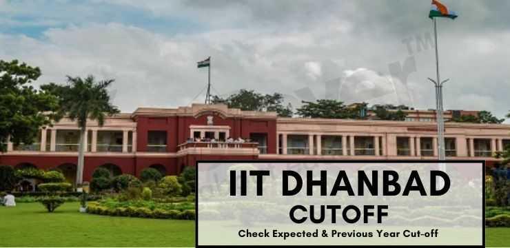 IIT Dhanbad Cutoff