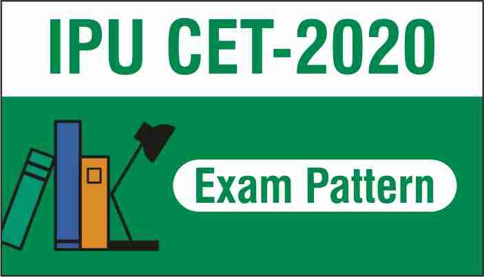IPU CET Exam Pattern