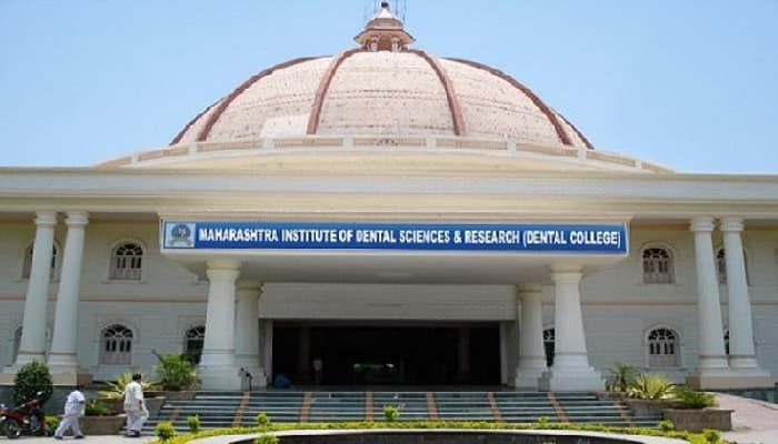 Maharashtra Dental College Latur 2020 21 Admission Fees Much More