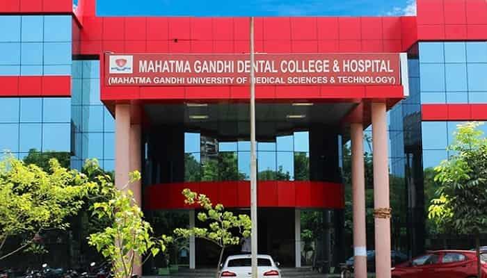 Mahatma Gandhi Dental College & Hospital Jaipur