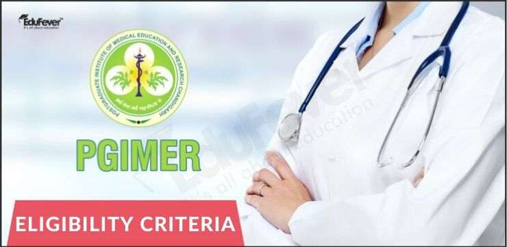 PGIMER Eligibility Criteria