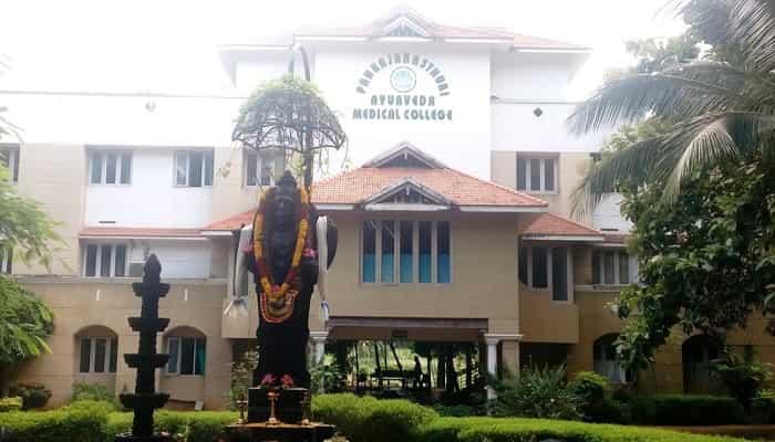 PKAMC Trivandrum, Pankaja Ayurveda College Trivandrum, PankajakasthuriAyurveda Medical College