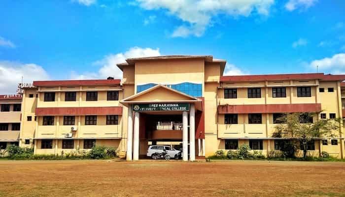 SN Ayurveda College Puthur, SNIASR Puthur, Sree Narayana Institute of Ayurvedic Studies and Research Karimpinpuzha Puthur