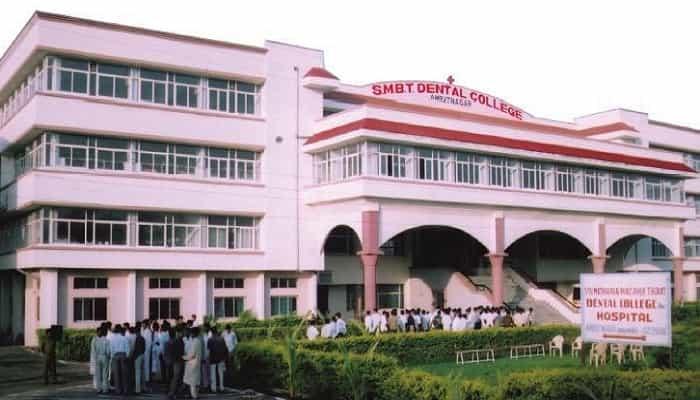 Sau. Mathurabai Bhausaheb Thorat Dental College & HospitalAmrutnagar