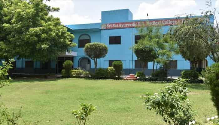 Sri Sai Ayurvedic College Aligarh Admission Courses Fees Etc