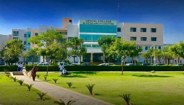 Teerthanker Mahaveer Dental College & Research Center Muradabad