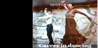 Career in Dancing in India