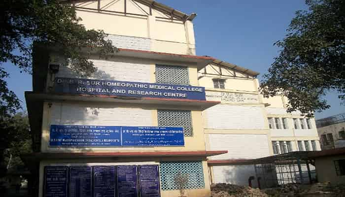 Dr B.R.Sur Homoeopathic Medical College Hospital and Research Centre New Delhi