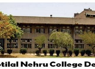 Motilal Nehru college delhi