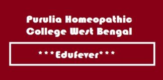 Purulia Homoeopathic College