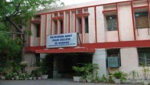 Rajkumari Amrit kaur College of Nursing Delhi