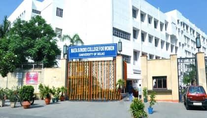 Mata Sundri College For Women Delhi, Mata Sundri College Delhi, Mata Sundri College Delhi 2018 Cut-Off List, Mata Sundri College Delhi 2018 Cut-Off List