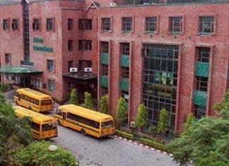 Ahlcon International School, Ahlcon International School Mayur Vihar