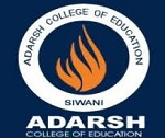 Adarsh Nursing College Logo