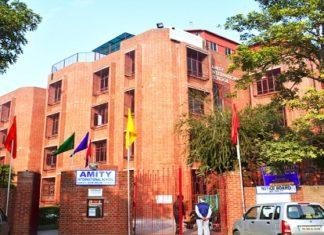Amity International School Saket