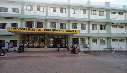 GCN Kozhikode, Government Nursing College Kozhikode