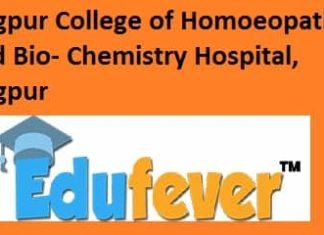 Nagpur Homoeopathic College, NCHB Nagpur