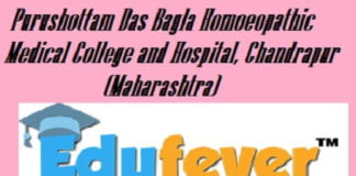 Purushottam Das Bagla Homoeopathic College Chandrapur, PB Homoeopathic College Chandrapur