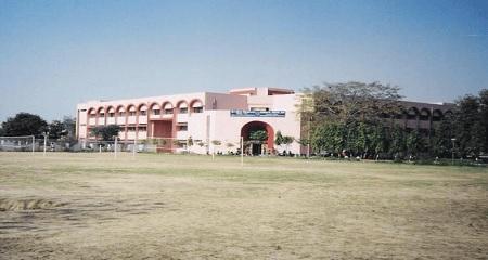 Kendriya Vidyalaya Masjid Moth Sadiq Nagar