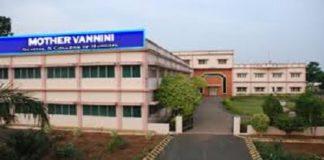 Mother Vannini Nursing College Tadepalligudem