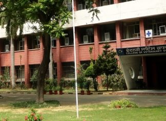 Ludhiana Veterinary College, College Of Veterinary Science
