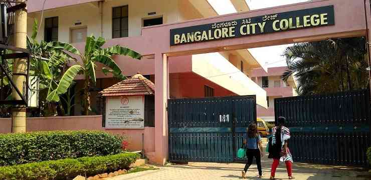 Bangalore City Nursing College