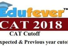CAT 2018 Cutoff, CAT 2018 Expected Cutoff, CAT Previous Year Cutoff, CAT Cutoff 2018