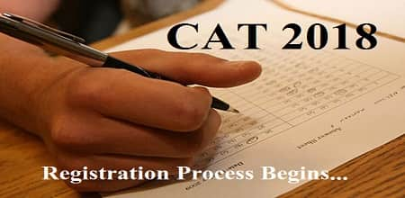 CAT registration process