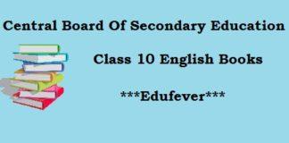 Top 5 CBSE Class 10 English Books