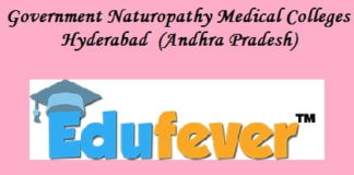 Govt Naturopathy College Hyderabad