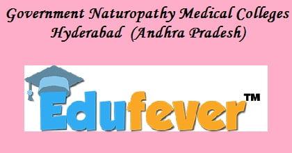 Govt Naturopathy College Hyderabad