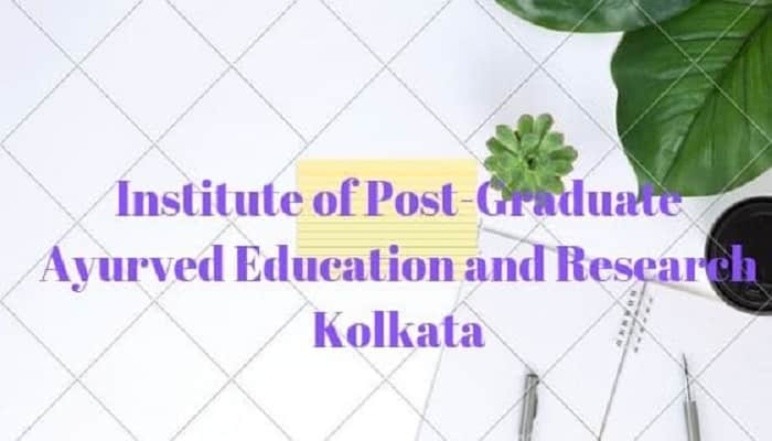 Institute of Post-Graduate Ayurved Education and Research Kolkata