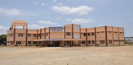 Jayendra Ayurvedic College Naszarapet