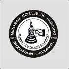 Mizoram College of Nursing, Aizawl Logo