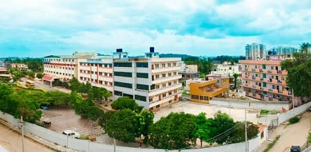 T.M.A.E.S Ayurvedic Medical College Kariganur