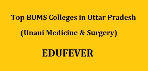 Top BUMS Colleges in Uttar Pradesh