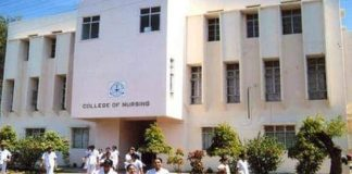 Wanless Nursing College Miraj