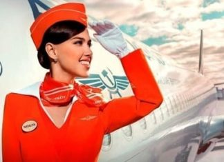 Career in Air hostess in Hindi