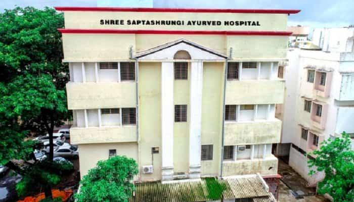 Shri Saptashrungi Shikshan Sansthan, Shree Saptashrungi Ayurved College