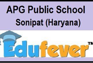 APG Public School Sonipat