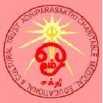 Adhiparashakthi College of Physiotherapy Chennai logo