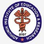 Adhunik Institute of Education and Research, Ghaziabad logo