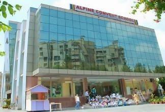 Alpine Convent School Gurgaon