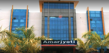 Amarjyoti Institute of Nursing Jabalpur